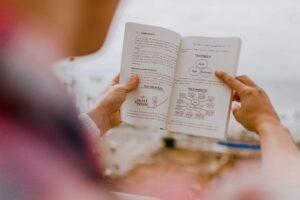 book visual aids